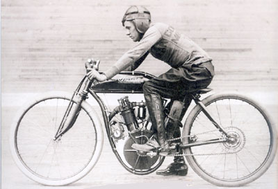Image: Pioneers of American Motorcycle Racing