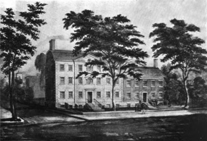 Image: Wilson Farrand, A brief history of the Newark Academy