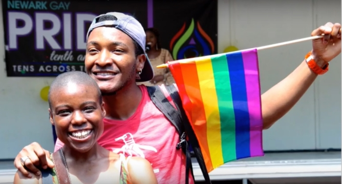 Image: Queer Newark Oral History Project